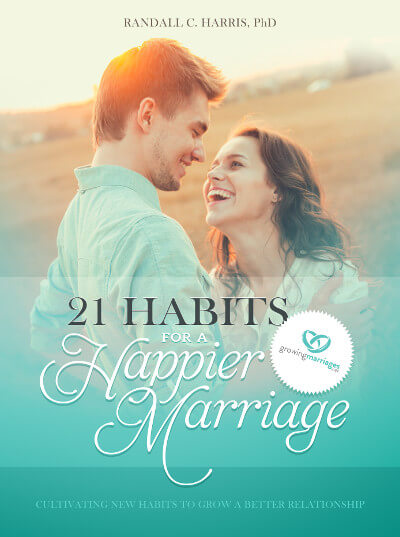 21 Habits for a Happier Marriage book